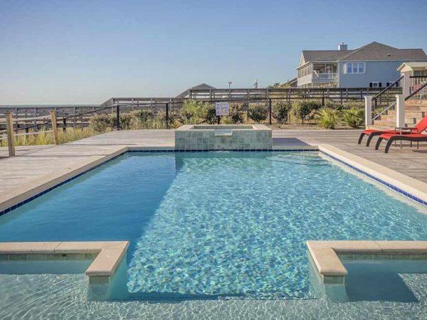 Pool bauen: Kosten kalkulieren - Preise vergleichen. Wie viel kostet der Pool für den Garten. Von GFK Pool bis Edelstahlpool bis Stahlwandbecken